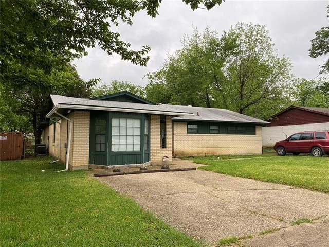 1925 Proctor Drive, Grand Prairie, TX 75051 (MLS #14556738) :: Jones-Papadopoulos & Co