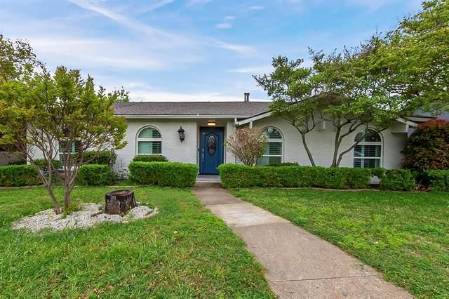 11046 Mccree Road, Dallas, TX 75238 (MLS #14556740) :: Premier Properties Group of Keller Williams Realty