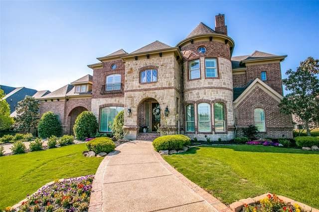 1504 Cherry Bark Drive, Keller, TX 76248 (MLS #14556745) :: The Mitchell Group