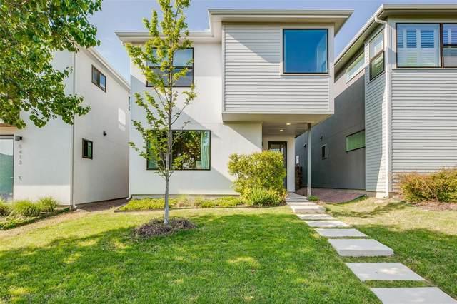 5415 Anita Street, Dallas, TX 75206 (MLS #14556748) :: Results Property Group