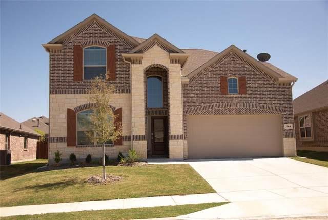 1364 Francesca Drive, Little Elm, TX 75068 (MLS #14556755) :: Real Estate By Design