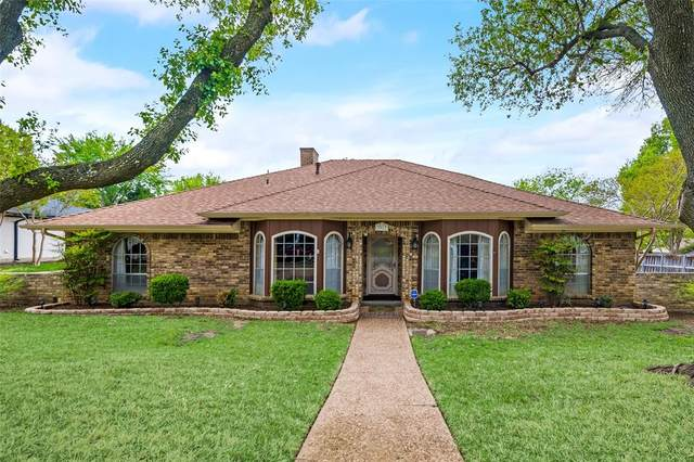 3917 Amy Avenue, Garland, TX 75043 (MLS #14556757) :: Team Hodnett