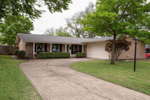 925 Wisteria Way, Richardson, TX 75080 (MLS #14556760) :: Team Hodnett