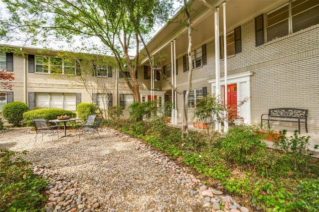 6235 Bandera Avenue B, Dallas, TX 75225 (MLS #14556762) :: The Kimberly Davis Group
