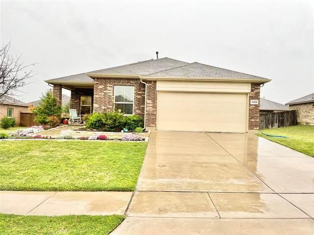 1209 Glenwood Drive, Azle, TX 76020 (MLS #14556777) :: Trinity Premier Properties