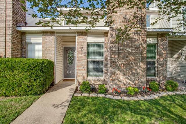 448 Josephine Street, Dallas, TX 75246 (MLS #14556793) :: Team Hodnett