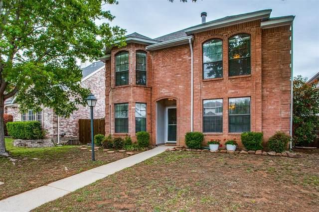 1783 Circle Creek Drive, Lewisville, TX 75067 (MLS #14556798) :: Real Estate By Design