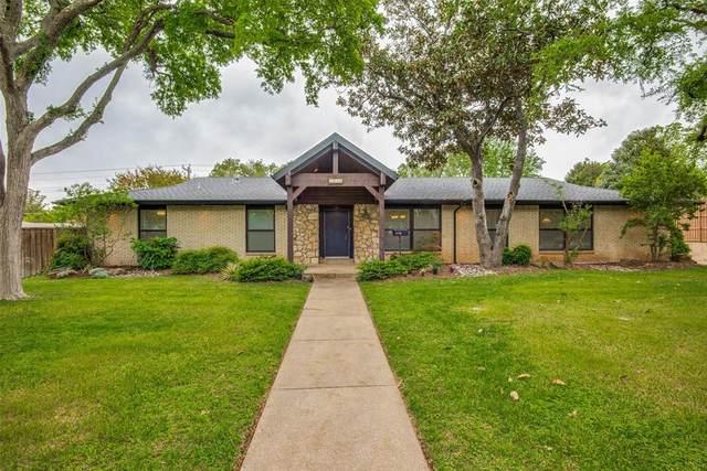3936 Cedar Bayou, Dallas, TX 75244 (MLS #14556807) :: Real Estate By Design