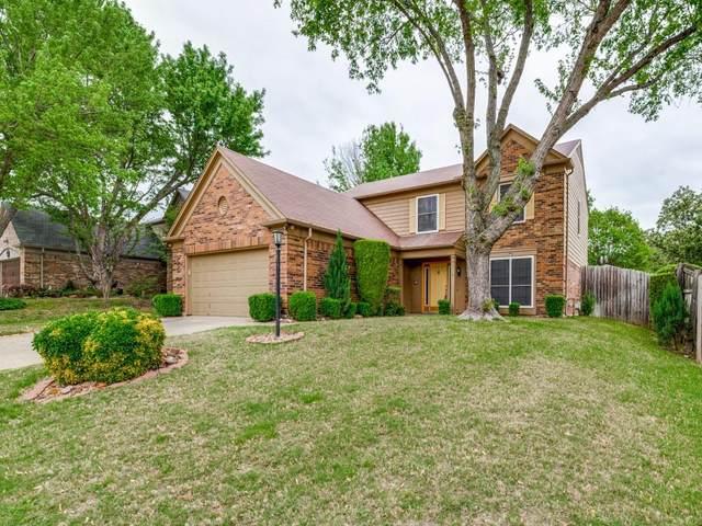 5407 Signal Peak Drive, Arlington, TX 76017 (MLS #14556809) :: The Mauelshagen Group