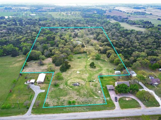 16367 Fm 678 11.9Ac, Whitesboro, TX 76273 (MLS #14556819) :: All Cities USA Realty