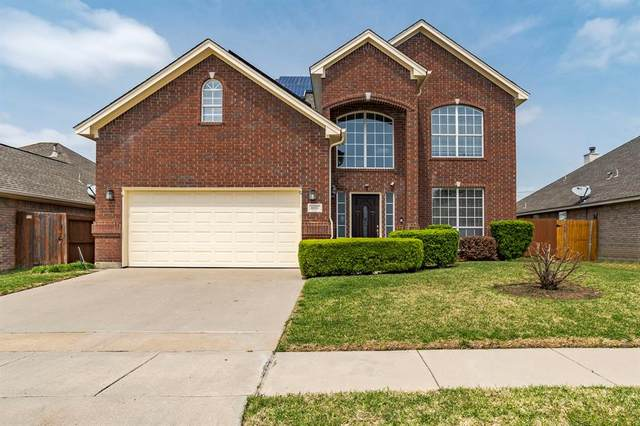 6033 Hillview Drive, Watauga, TX 76148 (MLS #14556822) :: The Mitchell Group