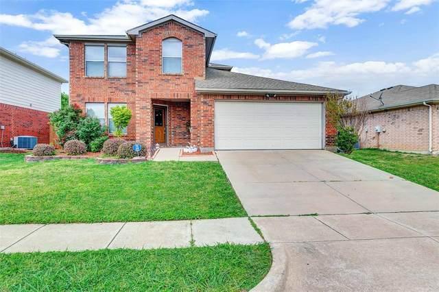 2424 Morningside Drive, Little Elm, TX 75068 (MLS #14556839) :: Real Estate By Design