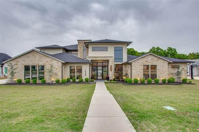 1025 Hatch Court, Southlake, TX 76092 (MLS #14556849) :: Team Hodnett