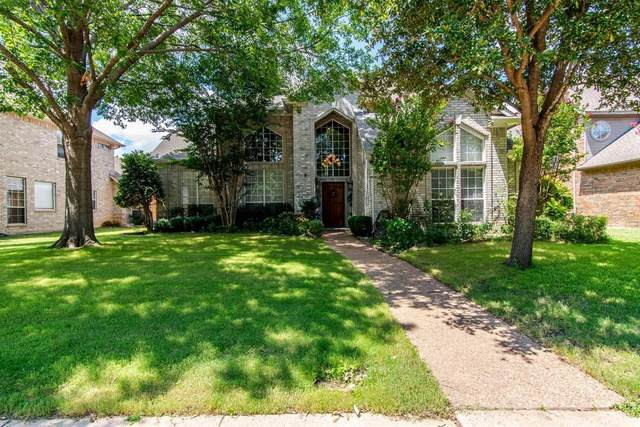 321 Crooked Tree Court, Coppell, TX 75019 (MLS #14556878) :: Team Hodnett