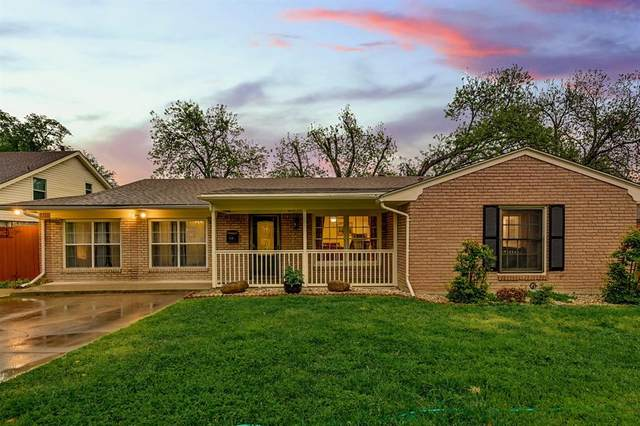 4216 Selkirk Drive W, Fort Worth, TX 76109 (MLS #14556879) :: The Mitchell Group