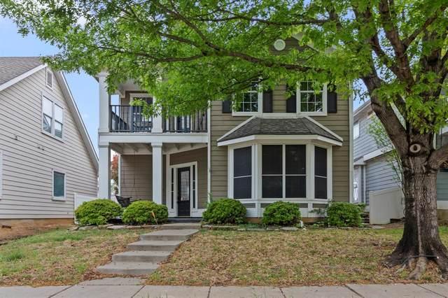 9907 Cedarcrest Drive, Providence Village, TX 76227 (MLS #14556882) :: Wood Real Estate Group