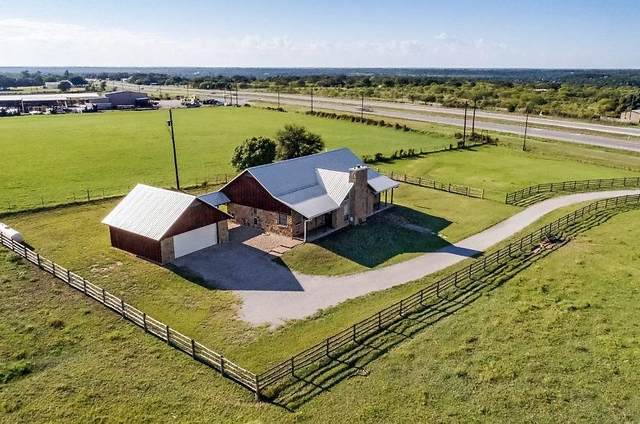 9999 Mineral Wells Highway, Weatherford, TX 76088 (MLS #14556894) :: Wood Real Estate Group