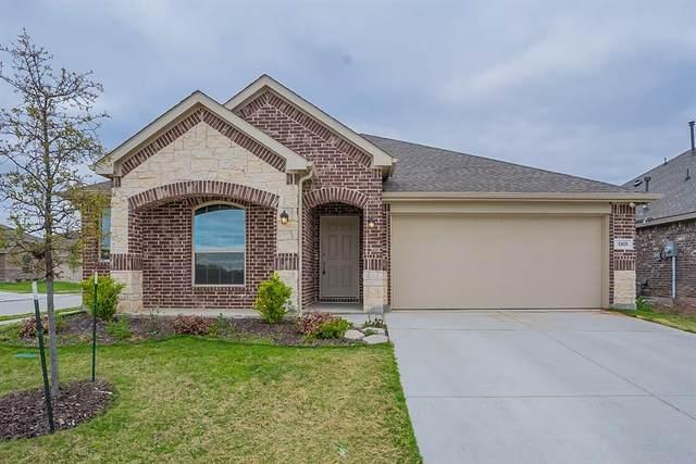 1301 Renoir Drive, Little Elm, TX 75068 (MLS #14556935) :: Real Estate By Design