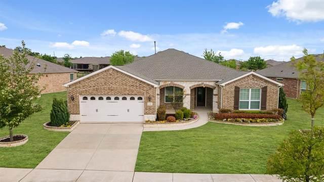 6359 Eagle Rock Drive, Frisco, TX 75036 (MLS #14556938) :: The Chad Smith Team
