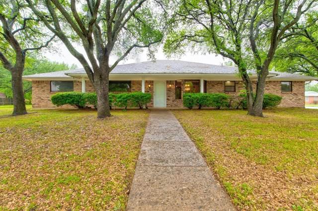 413 Trail Lake Drive, Crowley, TX 76036 (MLS #14556960) :: EXIT Realty Elite