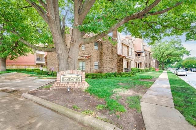 3407 Binkley Avenue A, University Park, TX 75205 (MLS #14556975) :: Jones-Papadopoulos & Co
