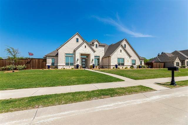 1940 Cattle Drive, Prosper, TX 75078 (MLS #14556999) :: Real Estate By Design