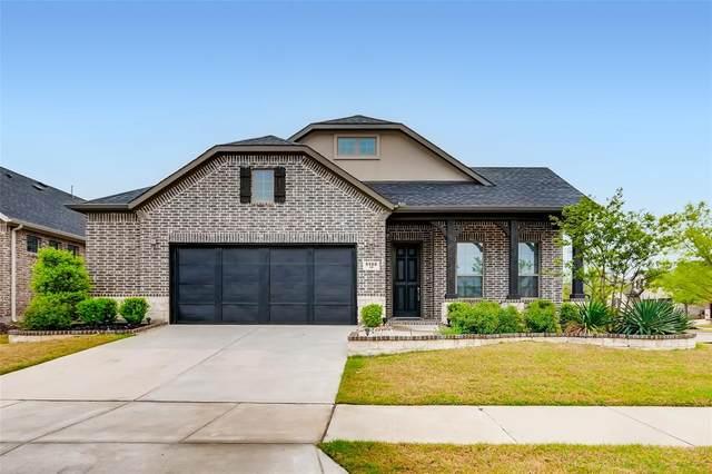 5100 Ember Place, Little Elm, TX 76227 (MLS #14557005) :: Real Estate By Design