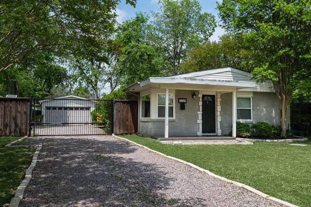 6723 Hialeah Drive, Dallas, TX 75214 (MLS #14557006) :: Feller Realty