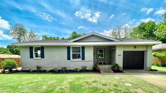 405 Jolee Street, Richardson, TX 75080 (MLS #14557022) :: Feller Realty
