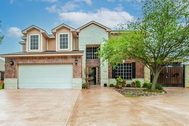 100 Quail Meadows Lane, Arlington, TX 76002 (MLS #14557027) :: The Mitchell Group