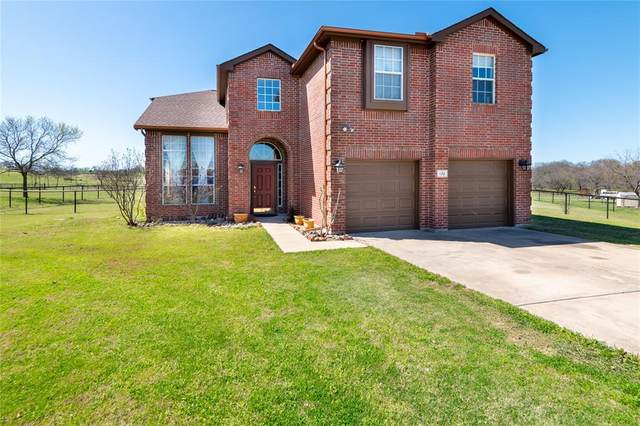 132 Hillside Drive, Celina, TX 75009 (MLS #14557036) :: Real Estate By Design