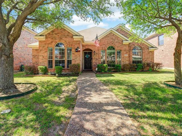 9301 Clearview Drive, Mckinney, TX 75072 (MLS #14557041) :: Real Estate By Design