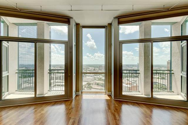 500 Throckmorton Street #1807, Fort Worth, TX 76102 (MLS #14557042) :: Team Hodnett