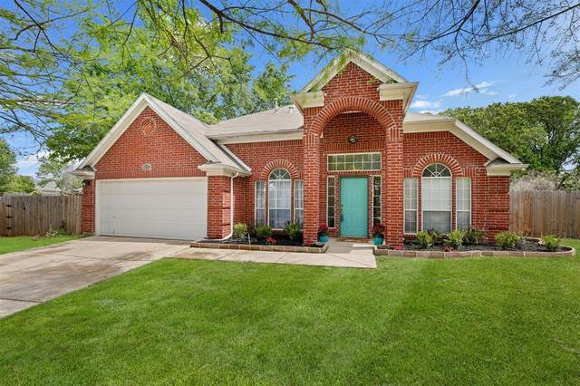 4728 Prescott Drive, Flower Mound, TX 75028 (MLS #14557076) :: The Mitchell Group