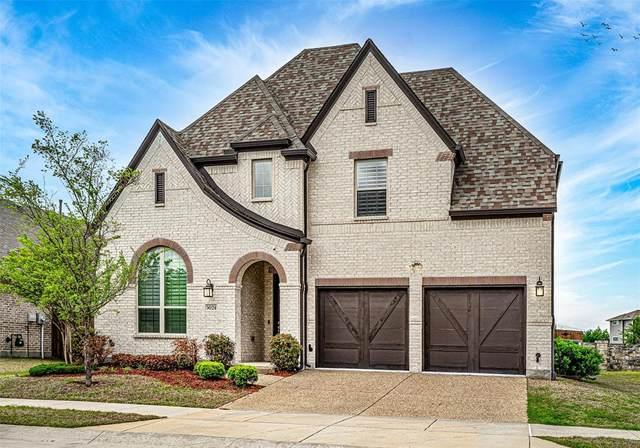 5024 Engleswood Trail, The Colony, TX 75056 (MLS #14557100) :: VIVO Realty