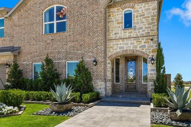 3900 Morel Drive, Lewisville, TX 75056 (MLS #14557108) :: Real Estate By Design