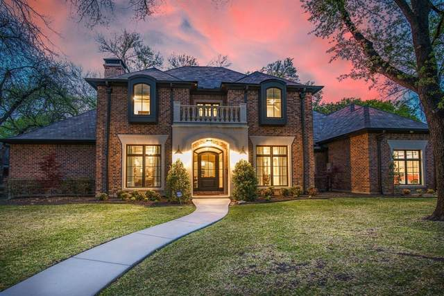 3732 Lynncrest Drive, Fort Worth, TX 76109 (MLS #14557113) :: The Chad Smith Team