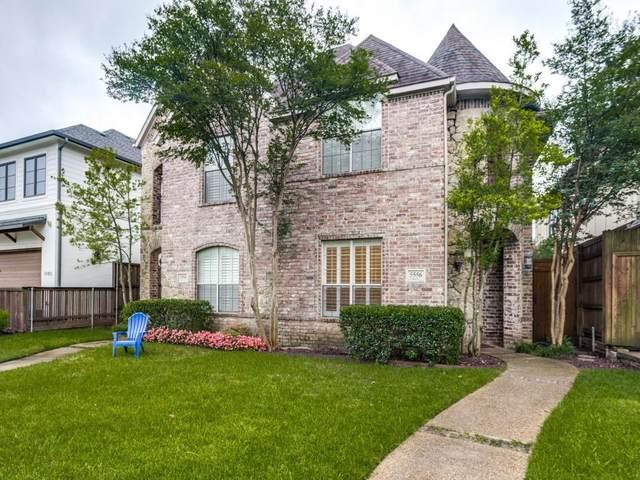 5556 Martel Avenue, Dallas, TX 75206 (MLS #14557142) :: The Good Home Team
