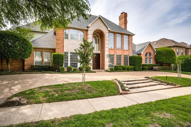 3525 Emily Drive, Plano, TX 75093 (MLS #14557154) :: Wood Real Estate Group