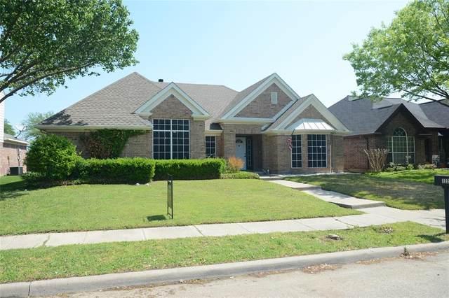 1224 Woodthorpe Drive, Mesquite, TX 75181 (MLS #14557155) :: The Mauelshagen Group