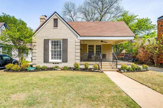 3225 Cockrell Avenue, Fort Worth, TX 76109 (MLS #14557156) :: All Cities USA Realty
