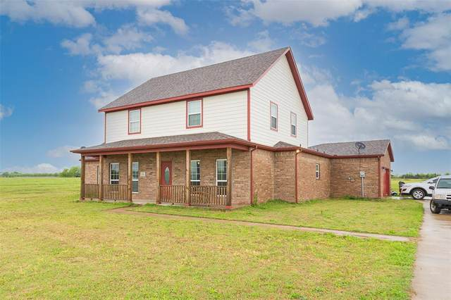 161 Knob Hill Road, Whitewright, TX 75491 (MLS #14557172) :: Team Hodnett