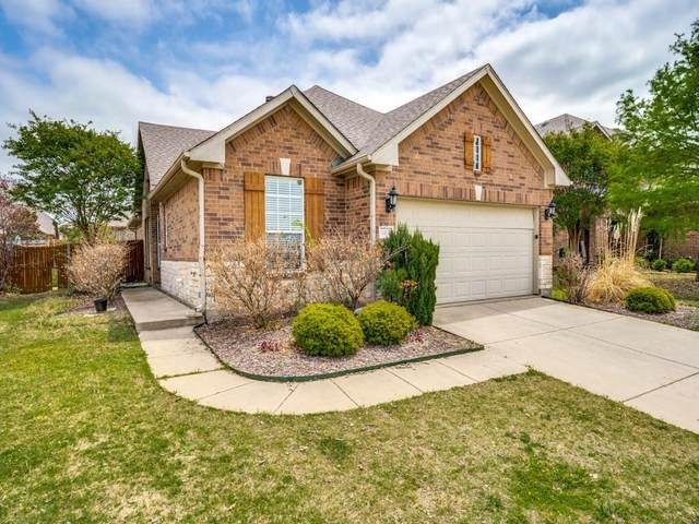 1412 Candler Drive, Prosper, TX 75078 (MLS #14557178) :: Real Estate By Design