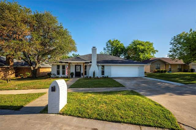 1900 Ramblewood Court, Sulphur Springs, TX 75482 (MLS #14557180) :: VIVO Realty