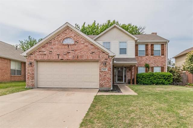 5412 Rocky Mountain Drive, Fort Worth, TX 76137 (MLS #14557187) :: The Chad Smith Team
