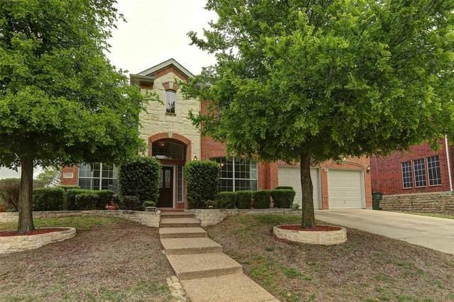 3868 Wintergreen Drive, Plano, TX 75074 (MLS #14557202) :: The Mauelshagen Group