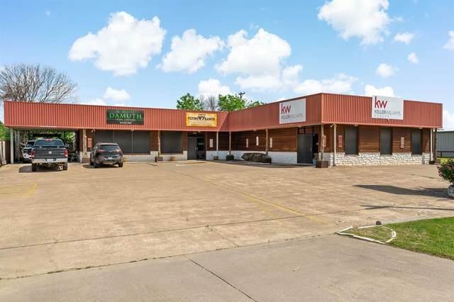 2716 W Main Street, Gun Barrel City, TX 75156 (MLS #14557214) :: The Krissy Mireles Team