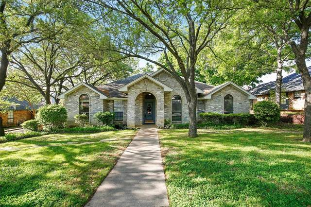 2913 Scenic Drive, Grapevine, TX 76051 (MLS #14557219) :: The Mitchell Group