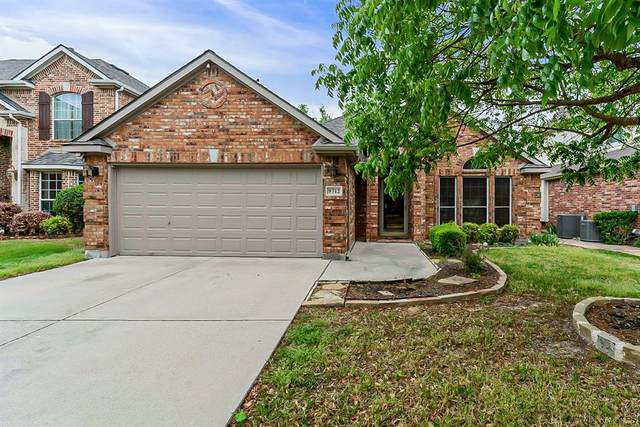 9312 Bayard Street, Fort Worth, TX 76244 (MLS #14557222) :: Team Hodnett