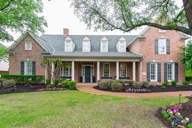 1630 Bent Creek Drive, Southlake, TX 76092 (MLS #14557244) :: Wood Real Estate Group